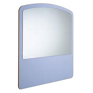 Specchio corto sagomato