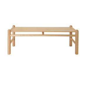 Panca legno senza schienale
