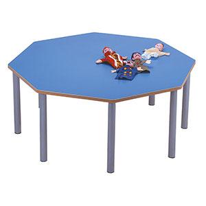 Tavolo ottagonale