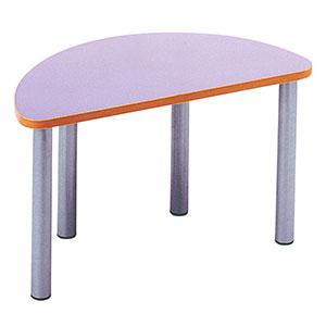 Tavolo mezzaluna di completamento