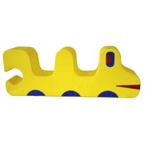 Vagone giallo