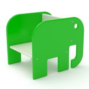 Seggiola Elefantino Polietilene